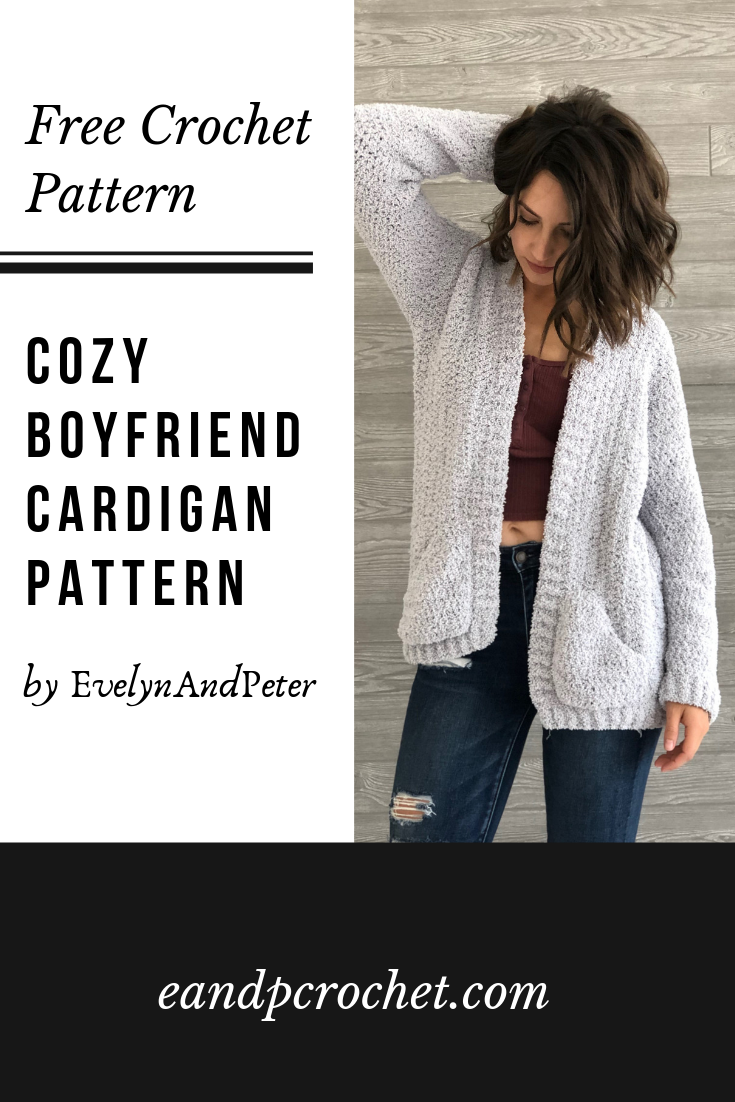 Campfire Shrug Crochet Pattern Clothing Pattern PDF Pattern Shrug Pattern Crochet Pattern Sweater Pattern